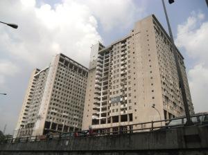 Proyek Rumah Susun Murah di Jakarta