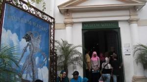 Museum Wayang Dilupakan Jangan
