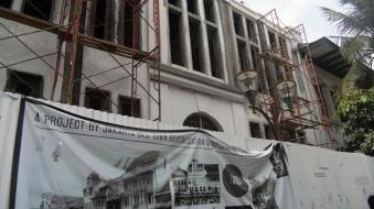 Renovasi Bangunan Cagar Budaya